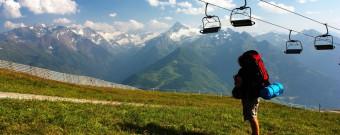 Traumhafte Aussichten in Kitzbühel