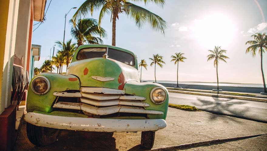 Oldtimer, Kuba