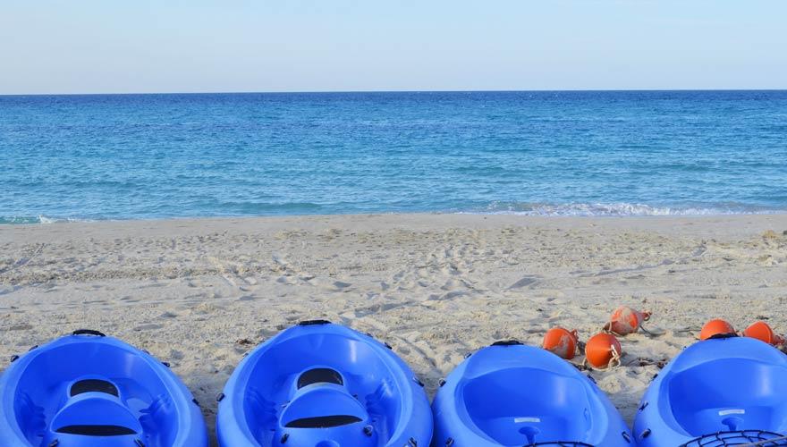 Wassersport auf Kuba