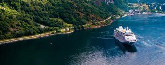 Kreuzfahrt Norwegische Fjorde