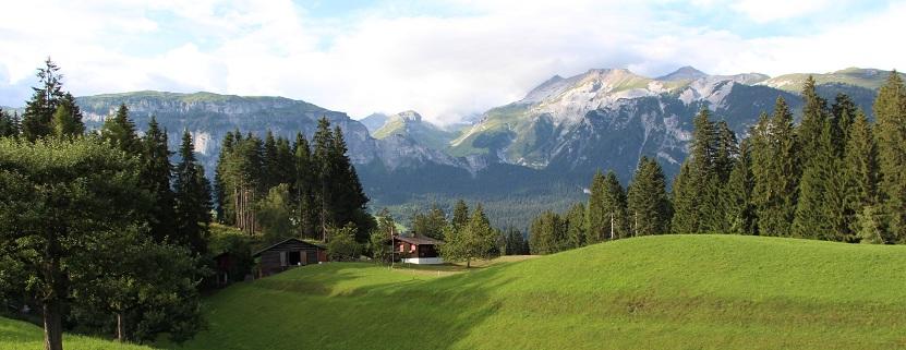 Bergsteigen in Graubünden
