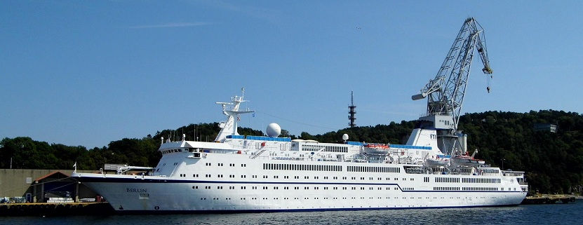 MS Berlin in Kristiansand