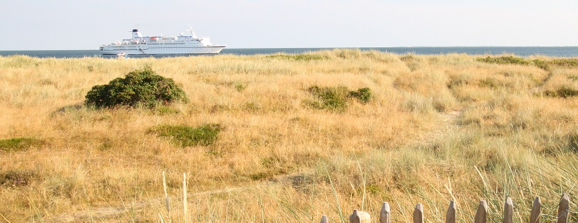 MS Berlin Kreuzfahrt Sylt