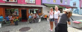 Stavanger Norwegen Kreuzfahrt