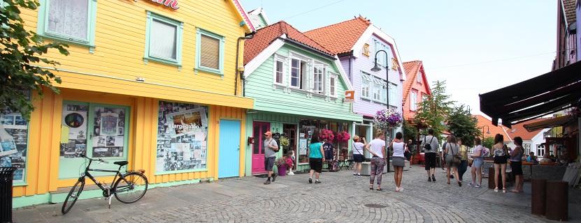 In Stavanger mit der MS Berlin auf Event-Kreuzfahrt