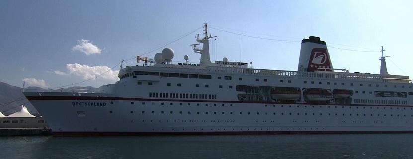 Die MS Deutschland - Traumschiff - sonnenklar.TV