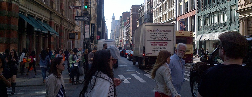 Reisebericht: Soho Broadway New York