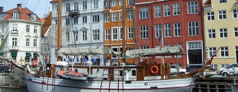 Urlaub in Nyhavn