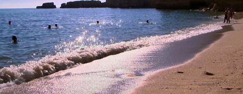Filmdreh an der Algarve