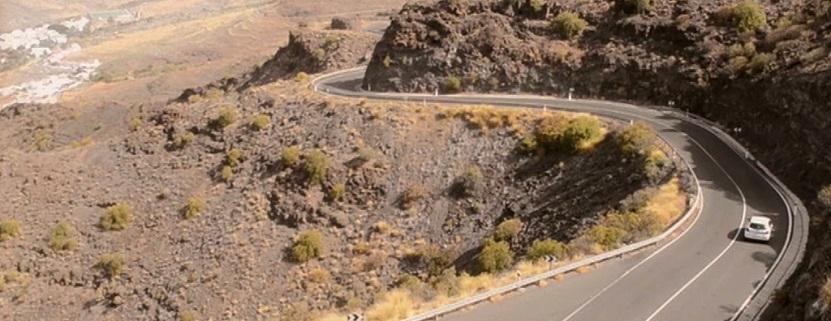 Filmdreh auf Gran Canaria