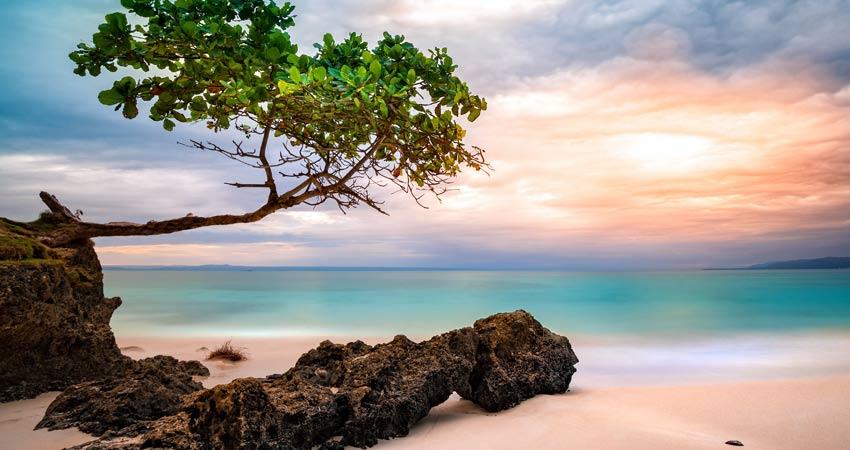 Der Bacardi-Werbespot machte die Insel Cayo Levantado weit über die Landesgrenzen der Dominikanischen Republik bekannt