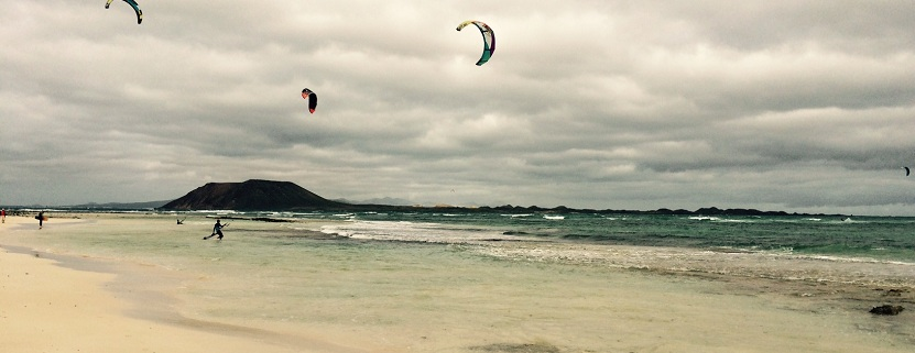 Strand: Urlaub auf Fuerteventura