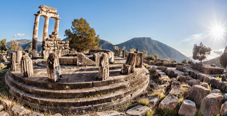 Delphi-athen