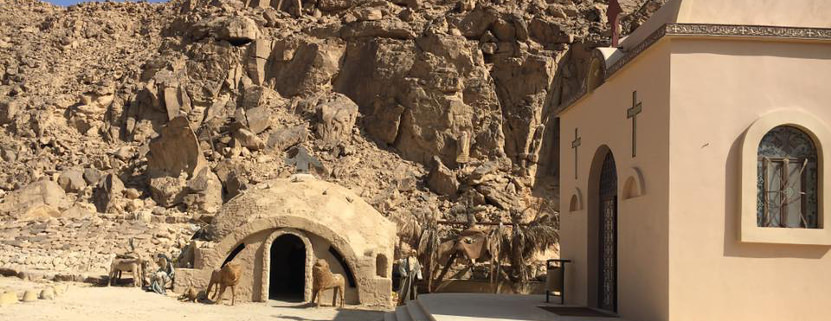Ausflug Ägypten - Hurghada: Kloster St. Paul