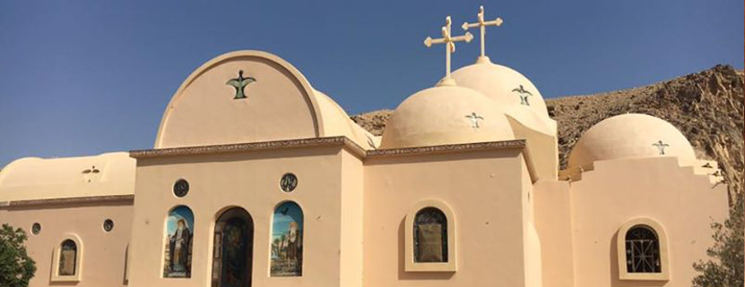 Ausflug Hurghada: Kloster St. Paul in Ägypten