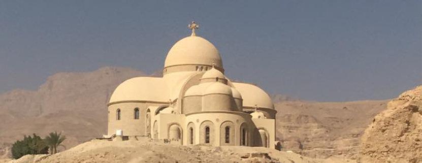 Ausflug Ägypten: Kloster St. Paul