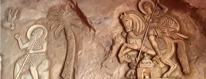 Ausflug Hurghada - Ägypten - Kloster Antonius