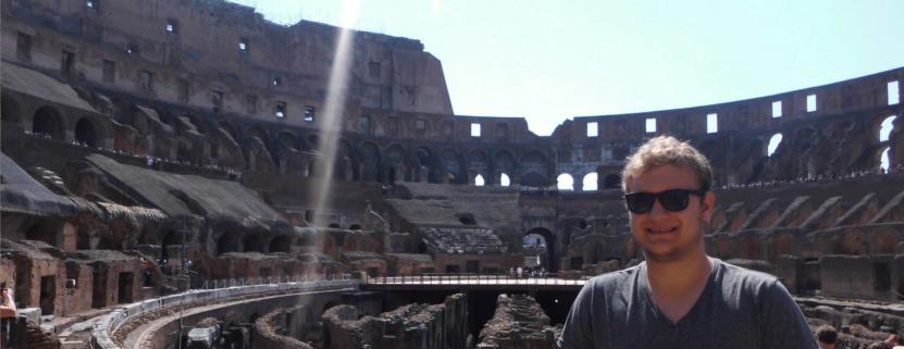 Reisebericht zu Rom von Kollege Max