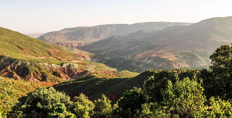 Hoher Atlas, Marokko