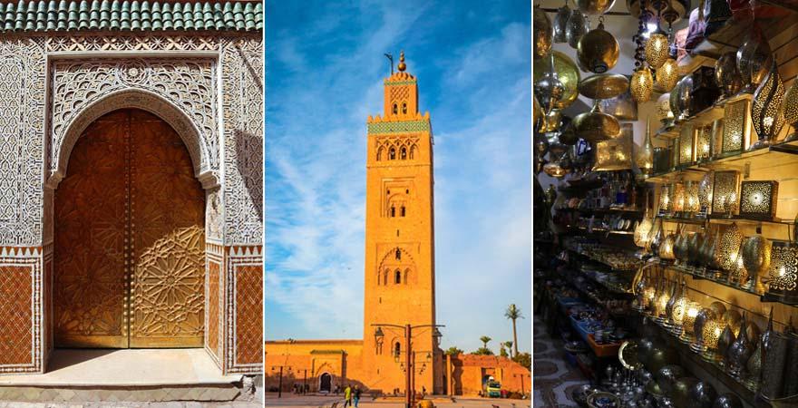 Impressionen aus Marrakesch