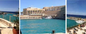 Die Marina des Albatros Citadel Resorts