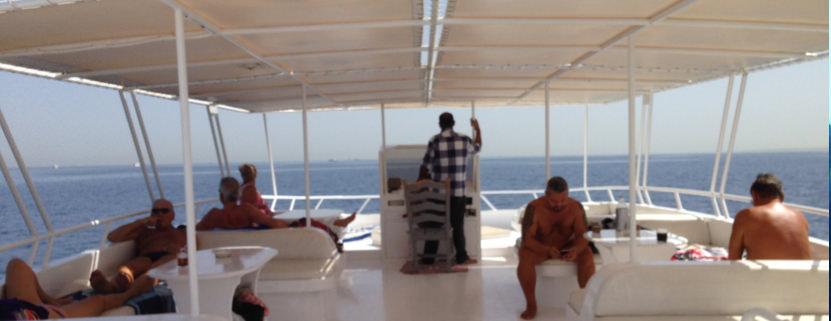tauchen in aegypten_Tauchboot