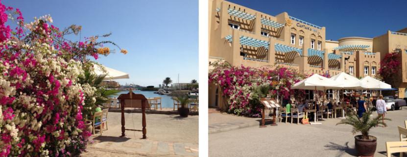 Abu Tig Marina in El Gouna