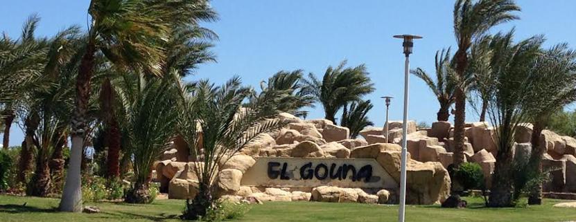 El Gouna Einfahrt