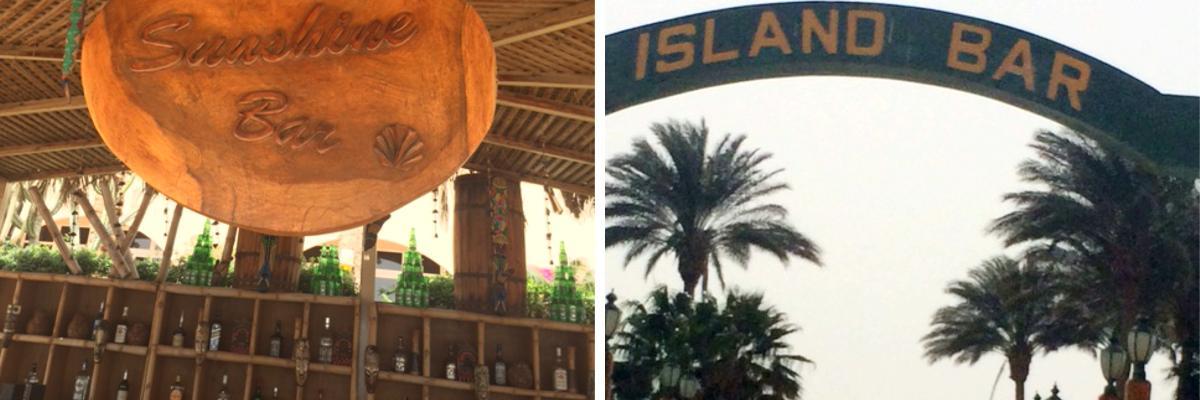 Bars Marriott Beach Resort