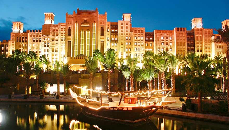 Schiffsrundfahrt in Dubai