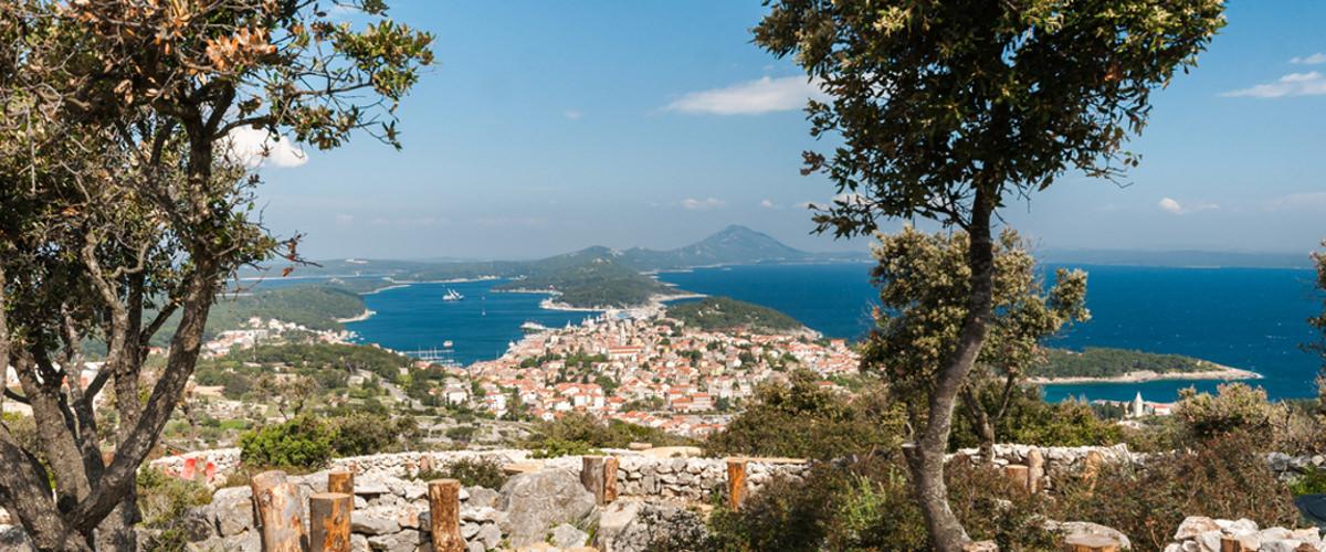 Losinj in Kroatien