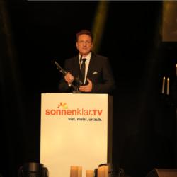 Ralf Benkö bei der goldenen Sonne 2017