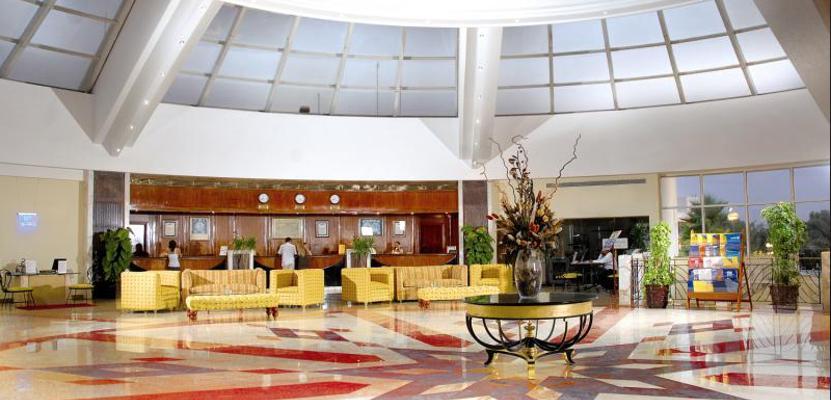 Die Lobby des LABRANDA Royal Makadi