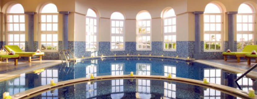 Spa und Fitness im Bellevue Beach Hotel in El Gouna