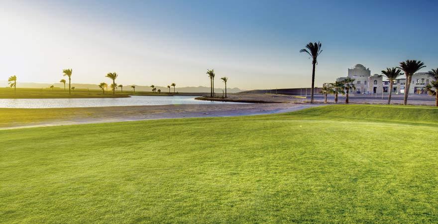 Golfplatz vom Ancient Sands