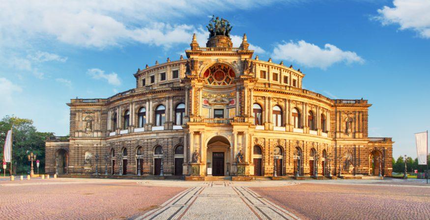 Städtereise Dresden