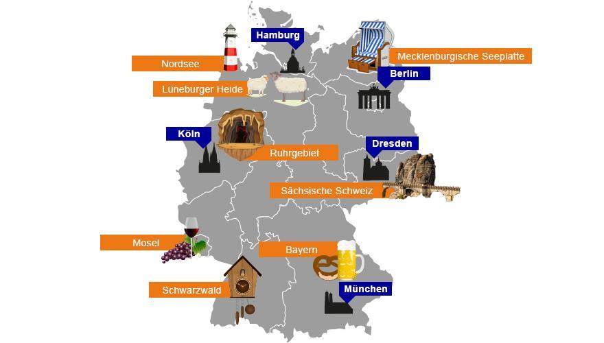 tolle städte in deutschland