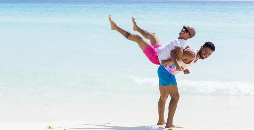 Gay Urlaub Strand