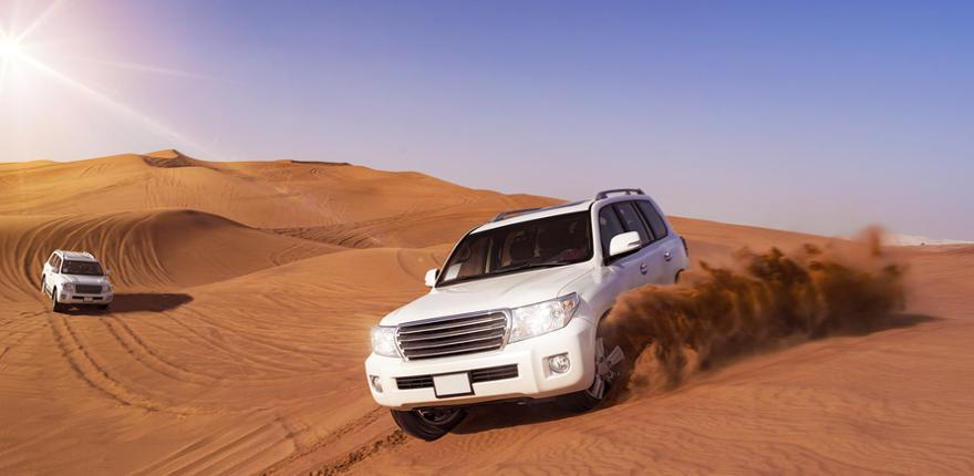 Wüstentour in Dubai
