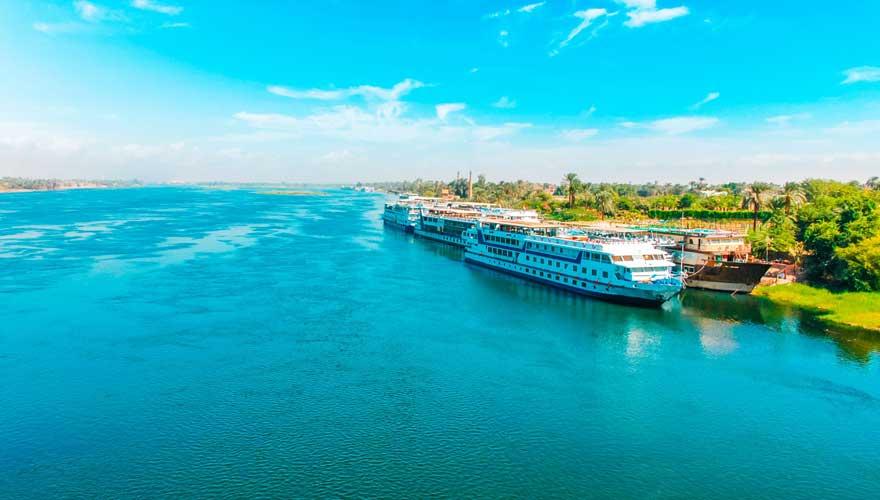Eine Nilkreuzfahrt ist für alle Kreuzfahrt-Einsteiger ideal