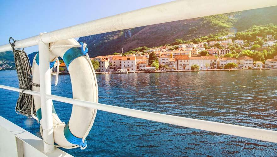 Sicherheit der Passagiere wird auf Kreuzfahrtschiffen groß geschrieben