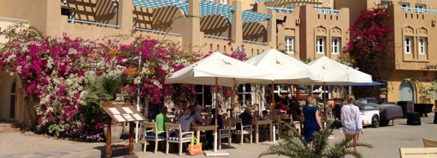 Marina Steakhouse: Teilnehmendes Restaurant beim Dine Around in El Gouna