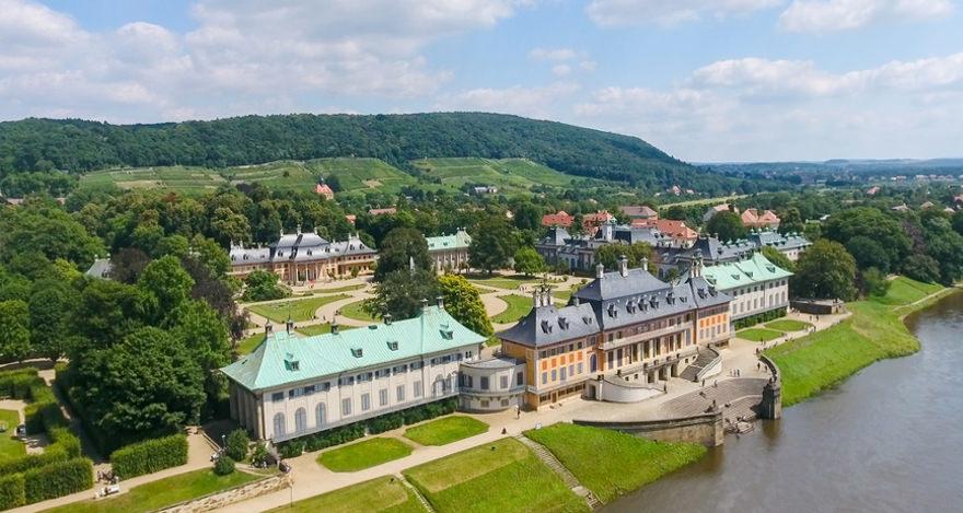 Schloss Pillnitz Dresden