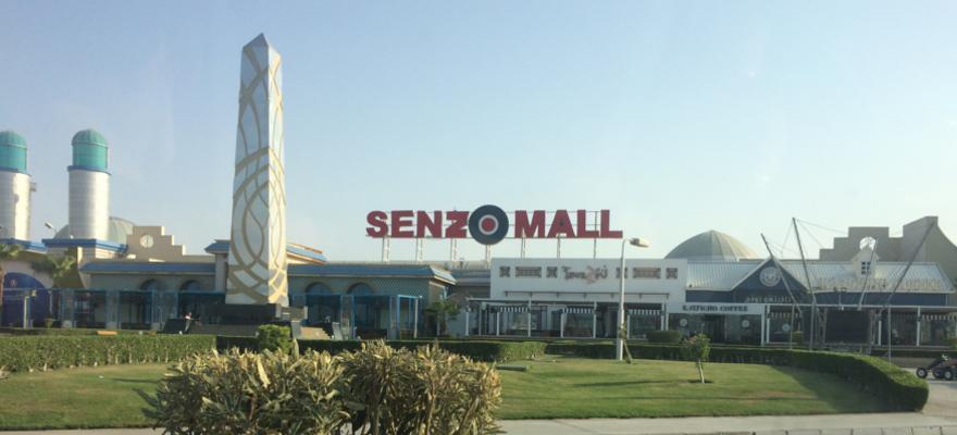 Die Senzo Mall in Hurghada