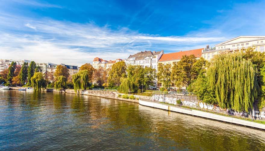 Kiez Charlottenburg in Berlin