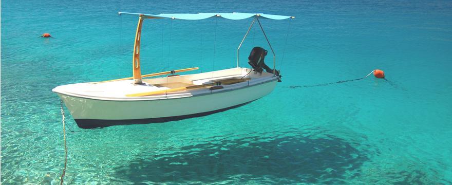 klares Wasser Kroatien