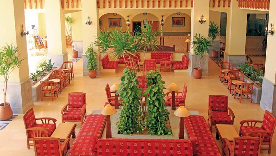 Lobby im LABRANDA Club Makadi