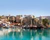 Hafen in Antalya