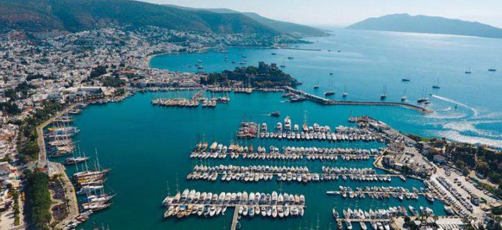 Hafen in Bodrum