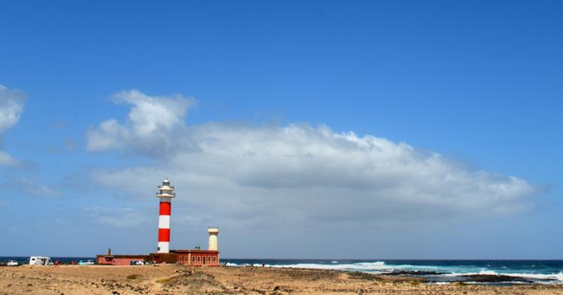 Faro de Toston Leuchtturm